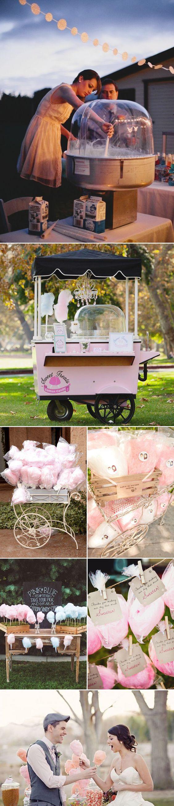 food truck - algodão doce