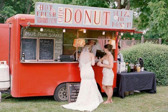 food truck - donut