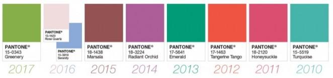Psiu Noiva - Pantone revela cor do ano para 2018